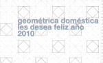 tarjeta feliz año 2010