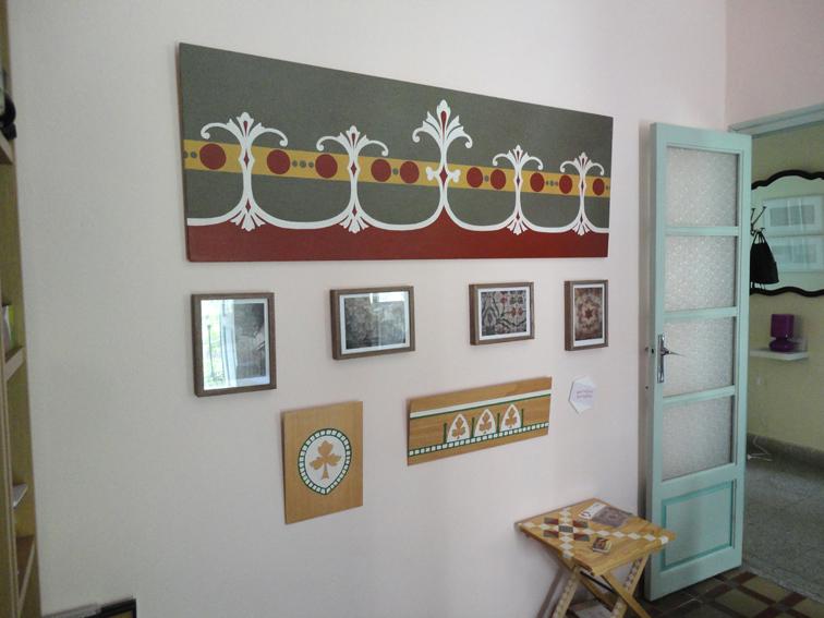 Mi pared en Russafart 2014